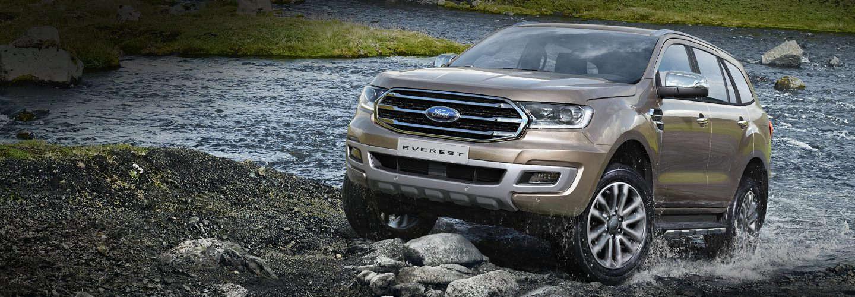 Ford Everest 2018 - Đẳng cấp Mỹ