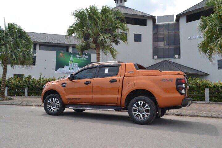 Bảng Giá Nắp Thùng Ford Ranger